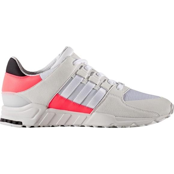 promo code 0246b 8facb adidas EQT Support RF White Turbo Red Pink BA7716 NWT